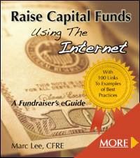 Raise Capital Funds Using The Internet